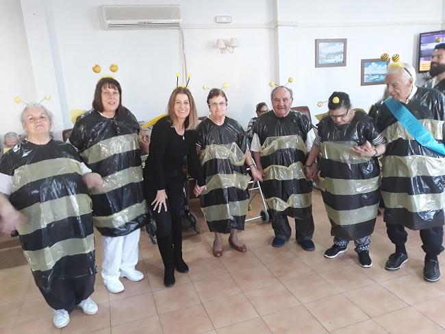 Carnaval DomusVi Conde de Orgaz