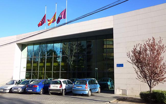 Centro de Día Municipal La Magdalena, distrito de Carabanchel, Madrid.