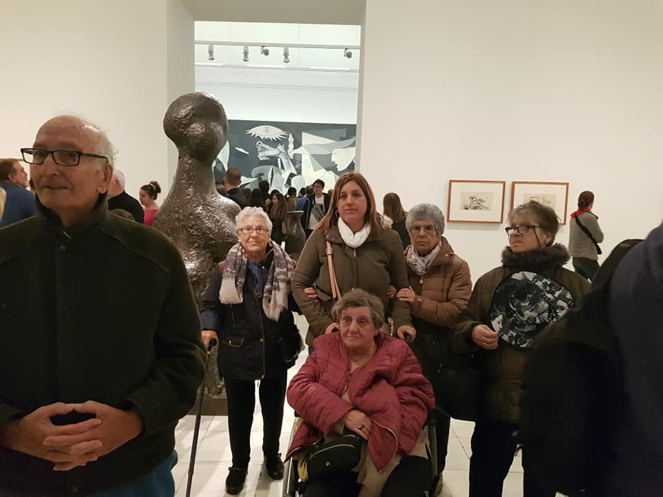 Excursión Reina Sofía