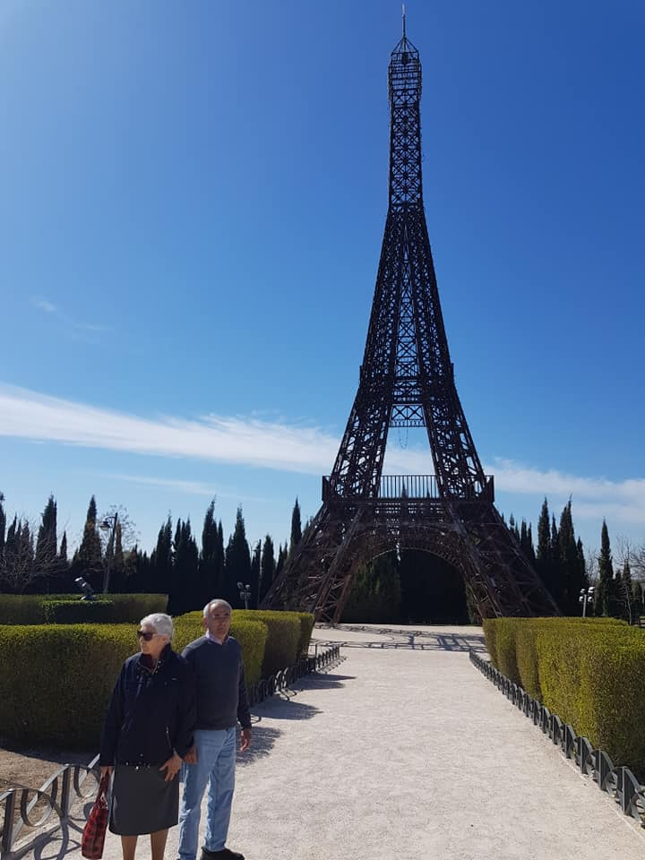 Excursión Parque Europa