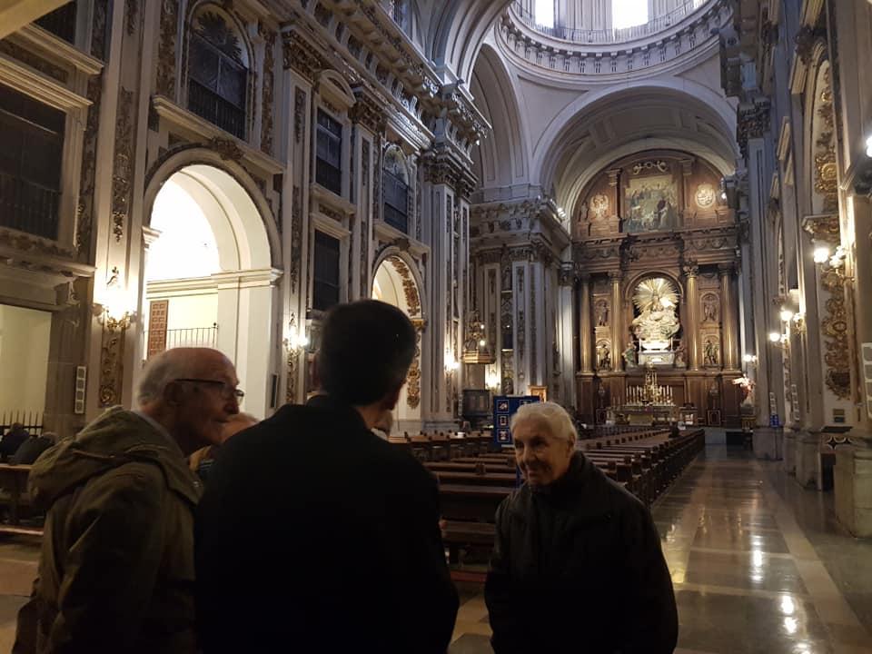 Excursión Colegiata de San Isidro