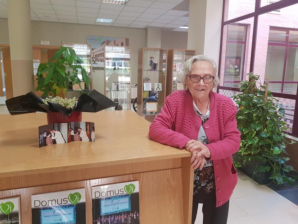 Rosario recuerda su condecoración al trabajo