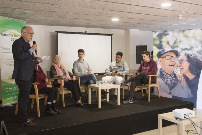 Jornada Residencia ancianos Premià de Mar Barcelona