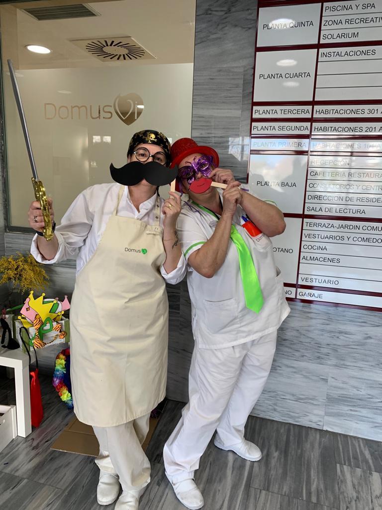 Carnaval DomusVi Tres Cantos (1)
