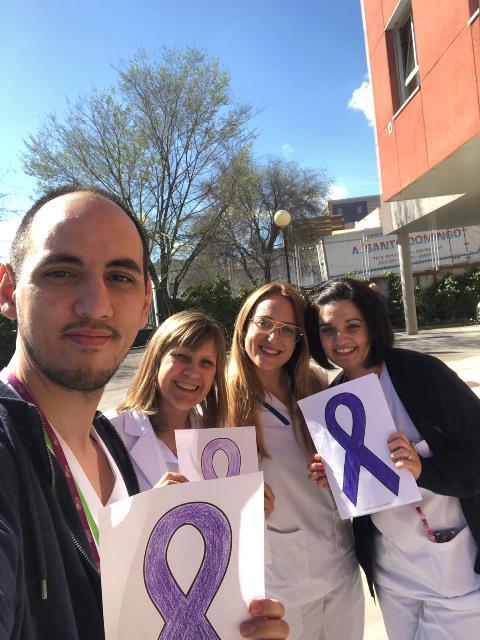 DomusVi Valdemoro acto día de la mujer (9)