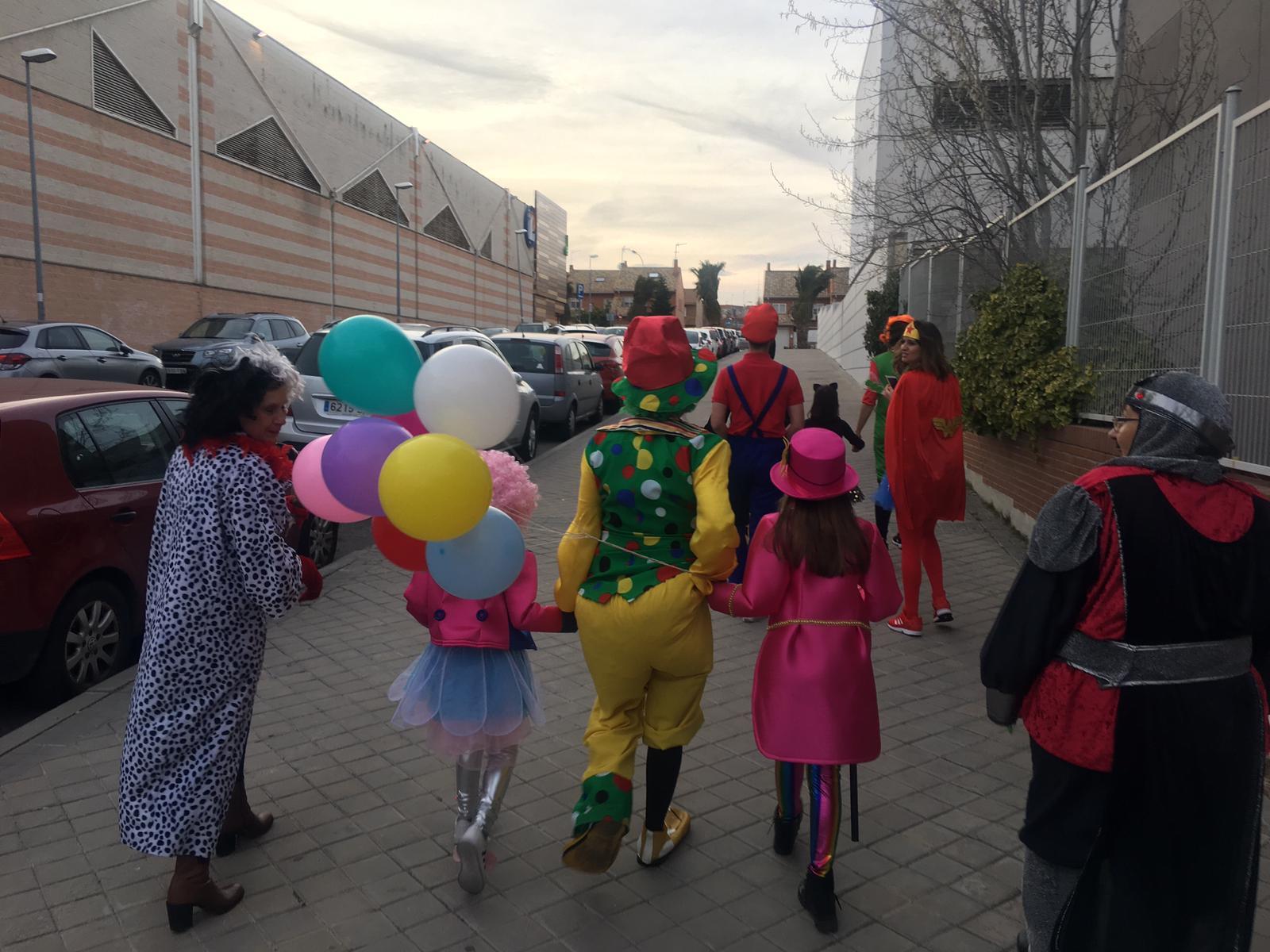 DomusVi Valdemoro carnaval (7)