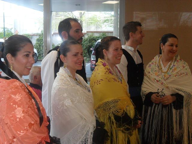 DomusVi Valdemoro coro Miel y Espiga casa regional de Extremadura de Getafe (6)