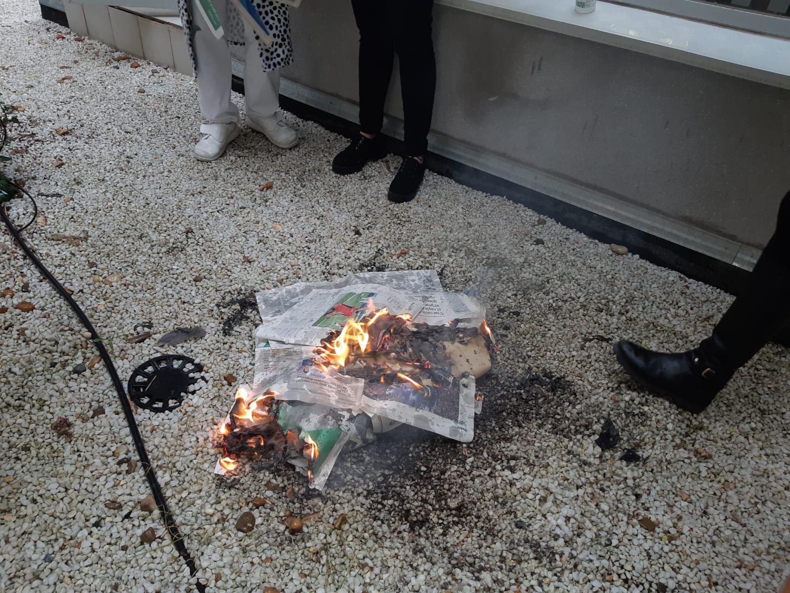 DomusVi Valdemoro entierro de la sardina (3)