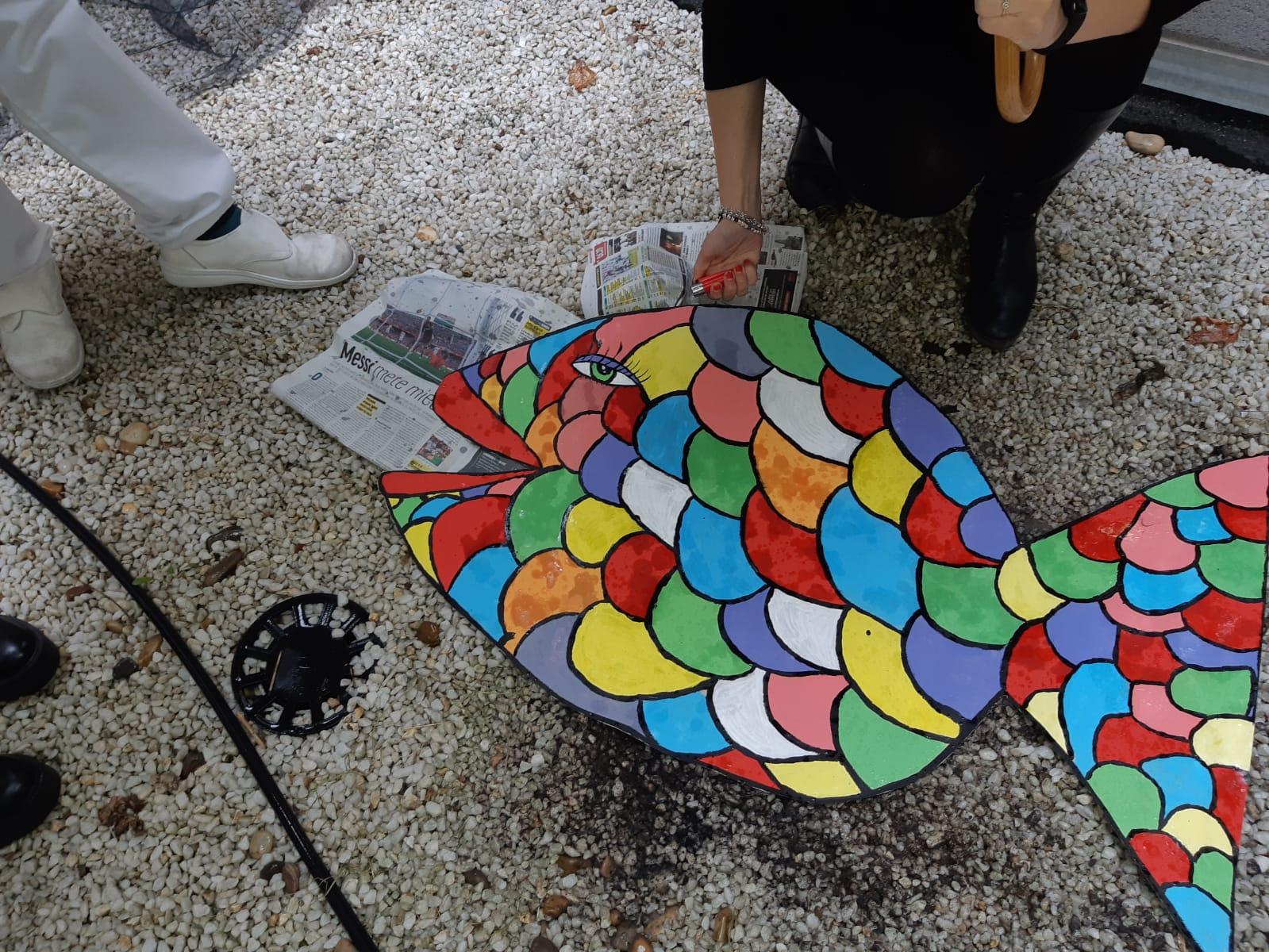 DomusVi Valdemoro entierro de la sardina (4)