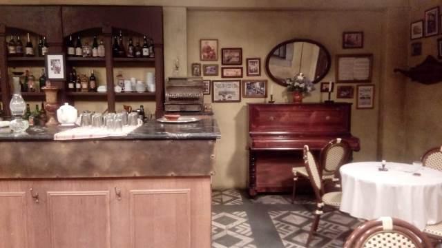 DomusVi Valdemoro visita plató de la serie el secreto de puente viejo (8)