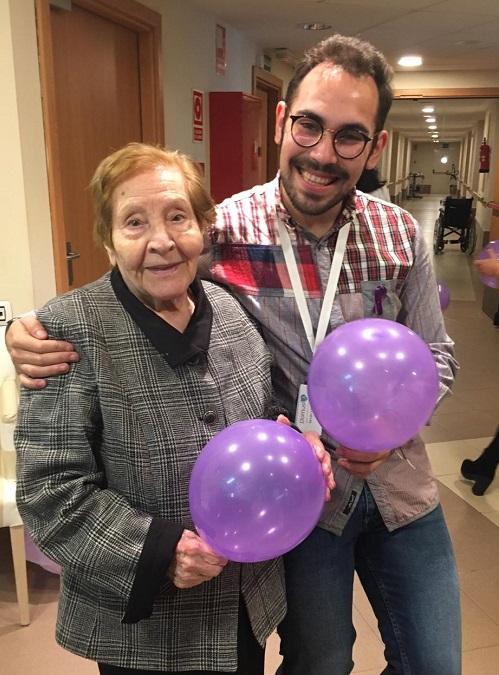 Día de la Mujer DomusVi Ciudad de Badajoz
