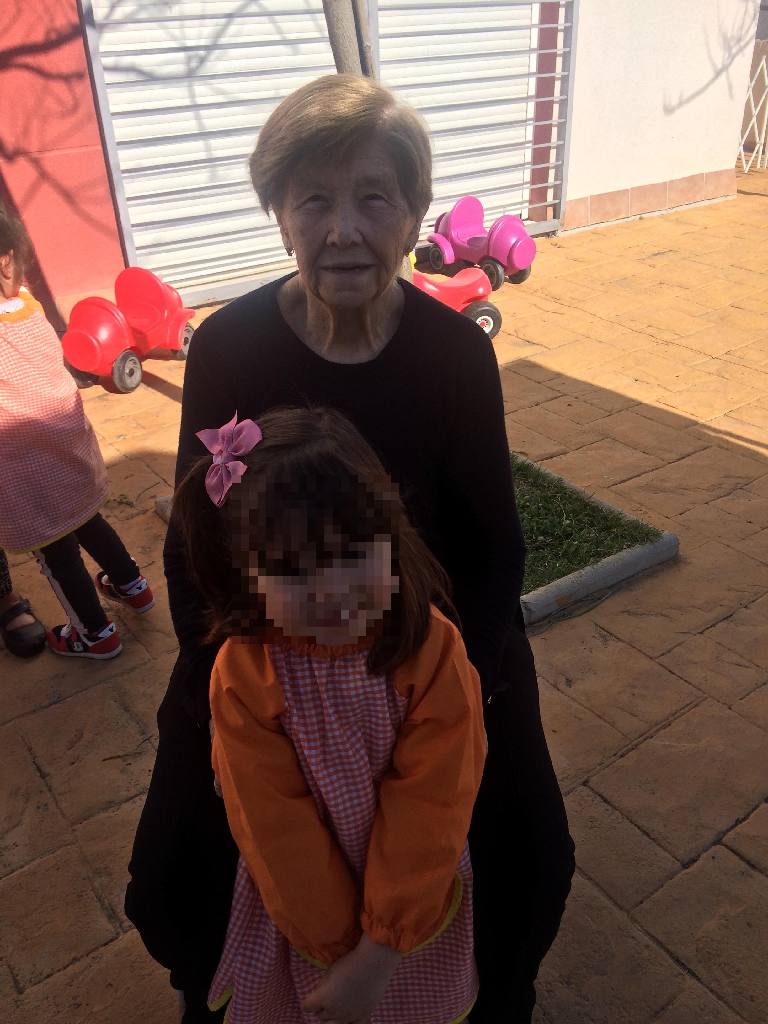 La infancia y los residentes de DomusVi Fuentesol