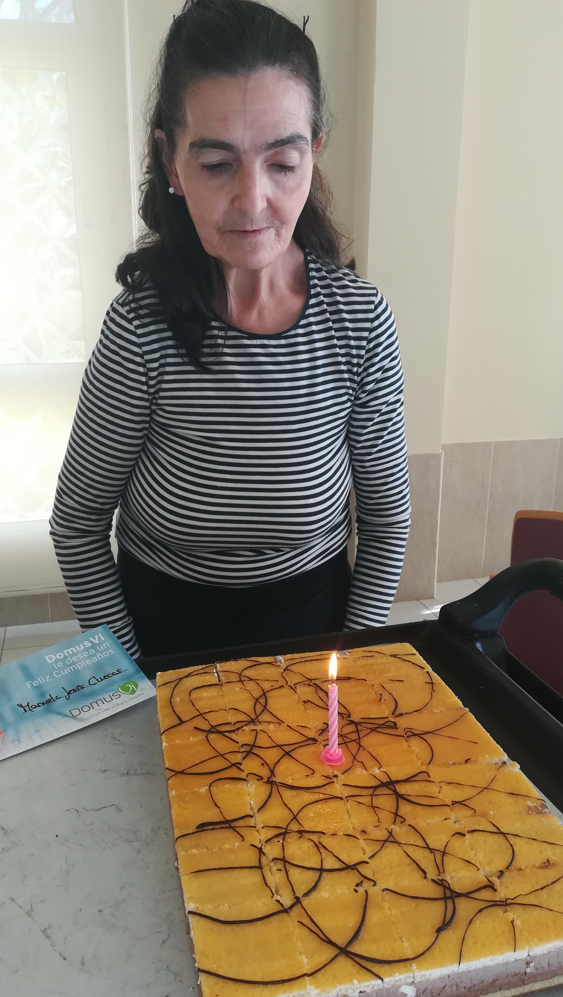 Celebración cumpleaños.