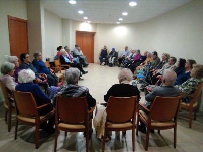 Sharing Time. Coruña (1)