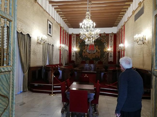 Visita Ayuntamiento Alicante - DomusVi Babel (11)