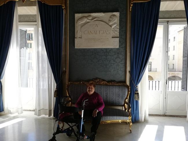 Visita Ayuntamiento Alicante - DomusVi Babel (8)