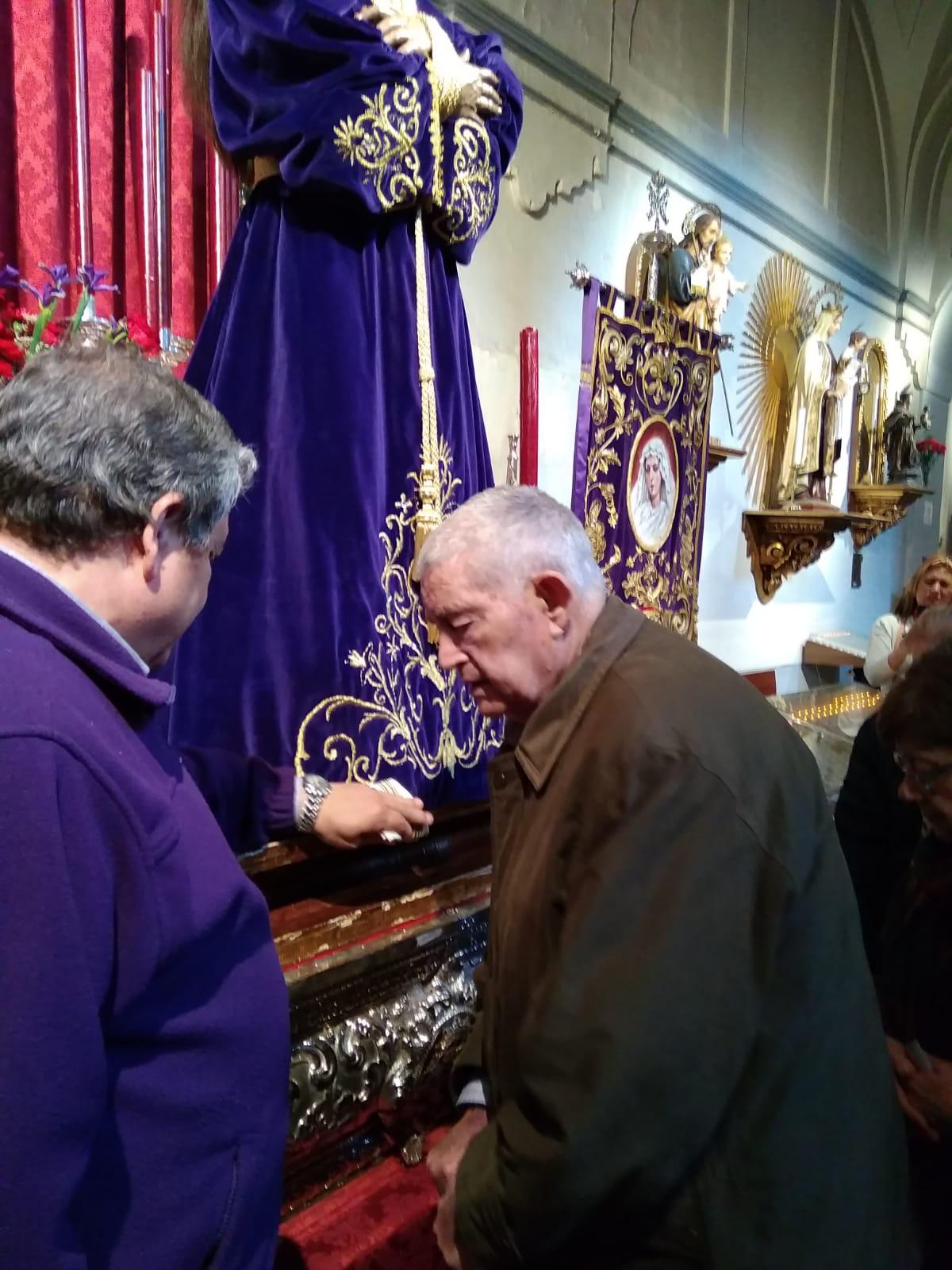 Visita Jesús El Pobre DomusVi Albufera y Alcalá de henares11