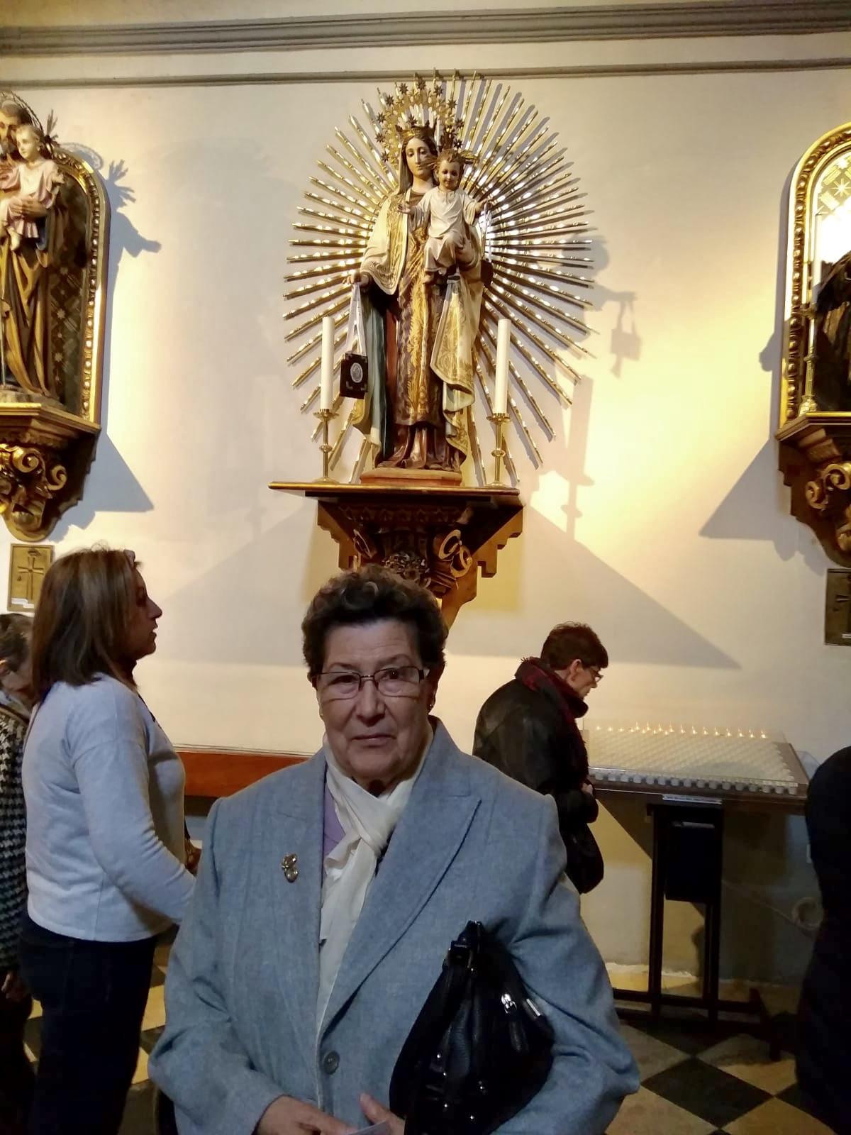Visita Jesús El Pobre DomusVi Albufera y Alcalá de henares3
