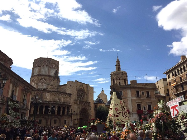 Visita Virgen Desamparados 4