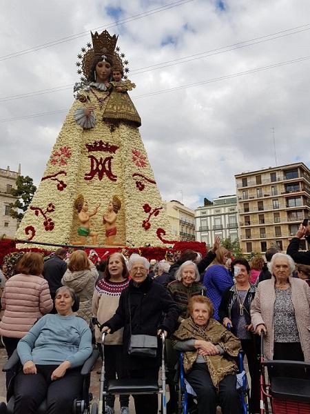 Visita Virgen Desamparados 5