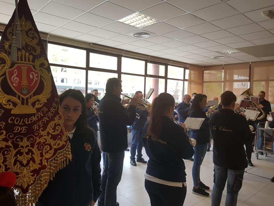 Concierto Marchas Procesionales A.M. La Columna