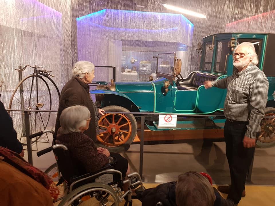 Excursión Museo Ciencia y Tecnología