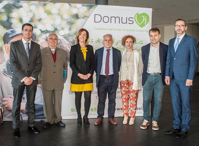 Jornada DomusVi empatía en Badajoz