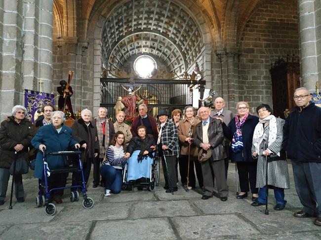 DomusVi Decanos Ávila Semana Santa