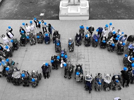 En DomusVi Alcalá de Guadaíra por el autismo