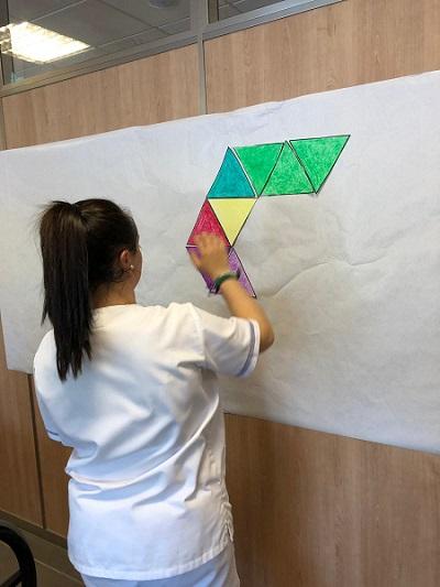 DomusVi Alcalá de Guadaíra - Día Mundial Concienciación Autismo