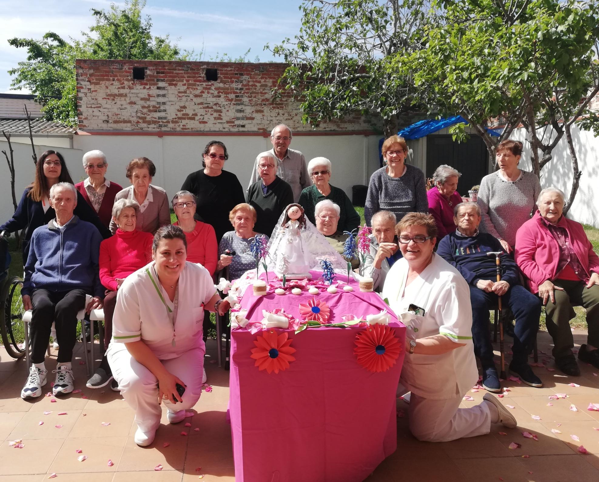 DomusVi Jardín de los Mayores - Semana Santa