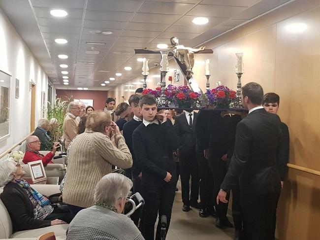 DomusVi Micaela Aramburu - Semana Santa Viacrucis