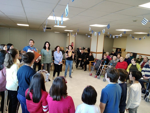 17º Aniversario centro Riveira (A Coruña)