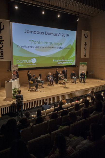 Jonada DomusVi Badajoz