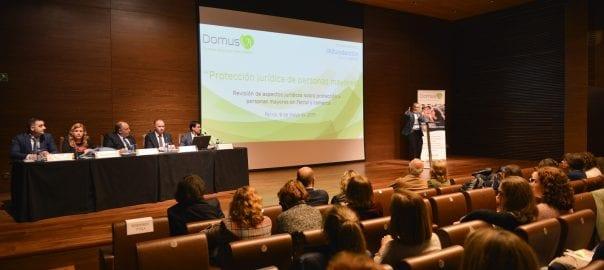 Jornada Protección jurídica de las personas mayores Galicia