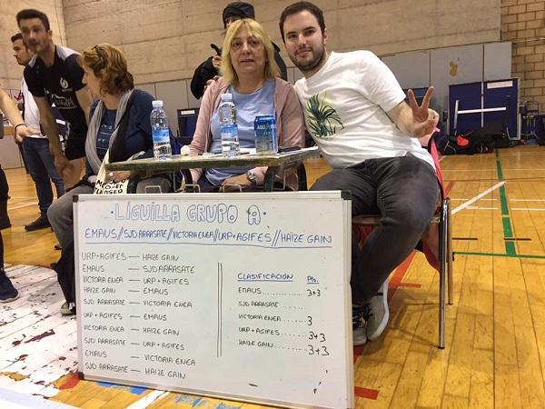 Mentalia Usurbil campeón del 6º Torneo de Baloncesto WHY NOT? entre centros de salud mental en Gipuzkoa