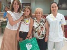 Jornada intergeneracional en el Centro de Día DomusVi Retiro (Madrid)