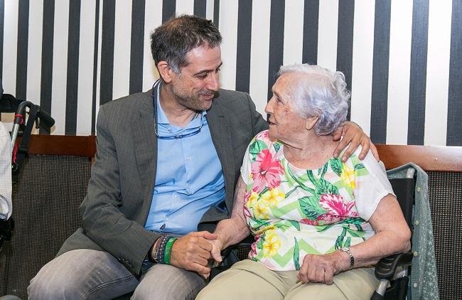 Javier García Coll en DomusVi Arturo Soria4