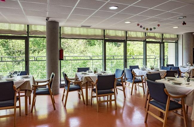 Residencia Las Laceras Bizkaia Comedor2