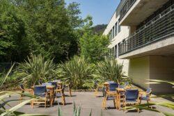 Residencia Las Laceras Bizkaia Jardín