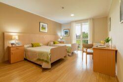 Residencia de mayores Pereiro Ourense Habitación Doble