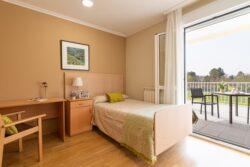 Residencia de mayores Pereiro Ourense Habitación Individual