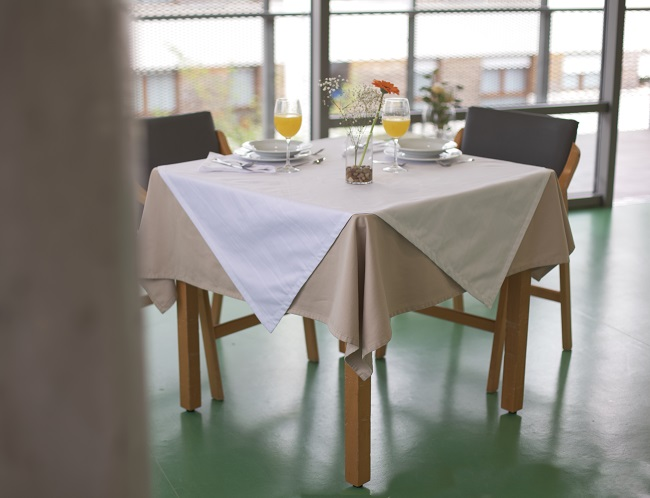 Residencia personas mayores Arandia Bilbao Comedor1