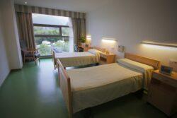 Residencia personas mayores Arandia Bilbao Habitación Doble