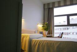 Residencia personas mayores Arandia Bilbao Habitación detalle