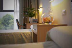 Residencia personas mayores Arandia Bilbao Habitación detalle1