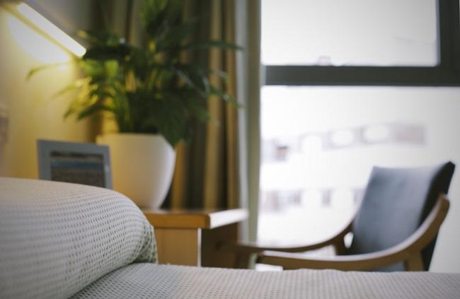 Residencia personas mayores Arandia Bilbao Habitación detalle2