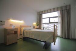 Residencia personas mayores Arandia Bilbao Habitación individual