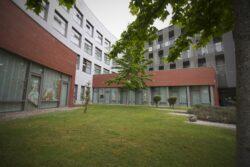 Residencia personas mayores Arandia Bilbao Jardín1