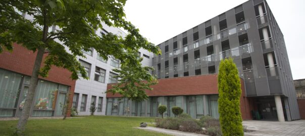Residencia personas mayores Arandia Bilbao Portada